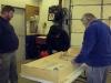 Finishing a box